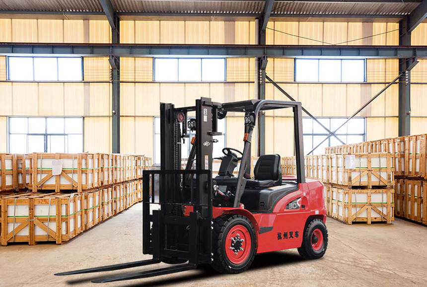 R Series 3.0t Forklift