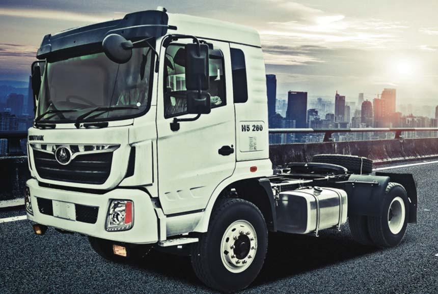 Sinotruk Tractor Truck 260HP