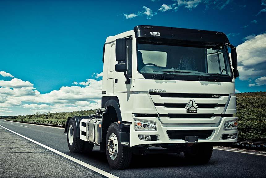 Sinotruk Howo Tractor Truck 266HP