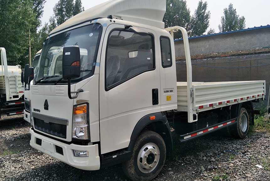 Light Cargo Truck-ZZ1127G4715C1R