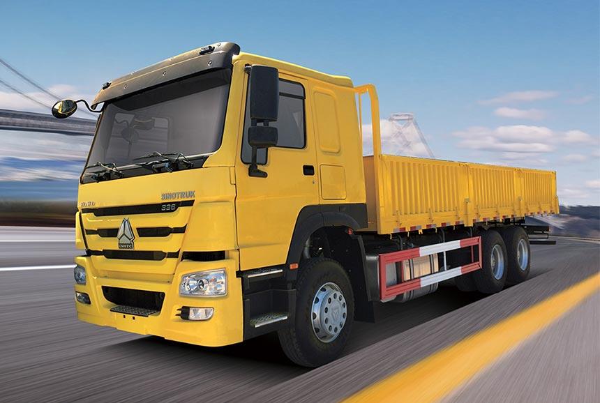 Sinotruk HOWO Cargo Truck 6x4 ZZ1257N5841W